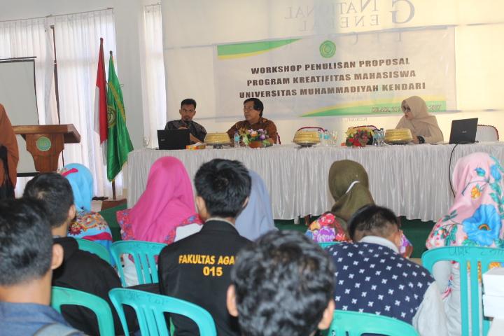 UMK DORONG MAHASISWA IKUT PKM
